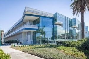 Anaheim Convention Center North Side
