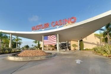 Hustler Casino Building