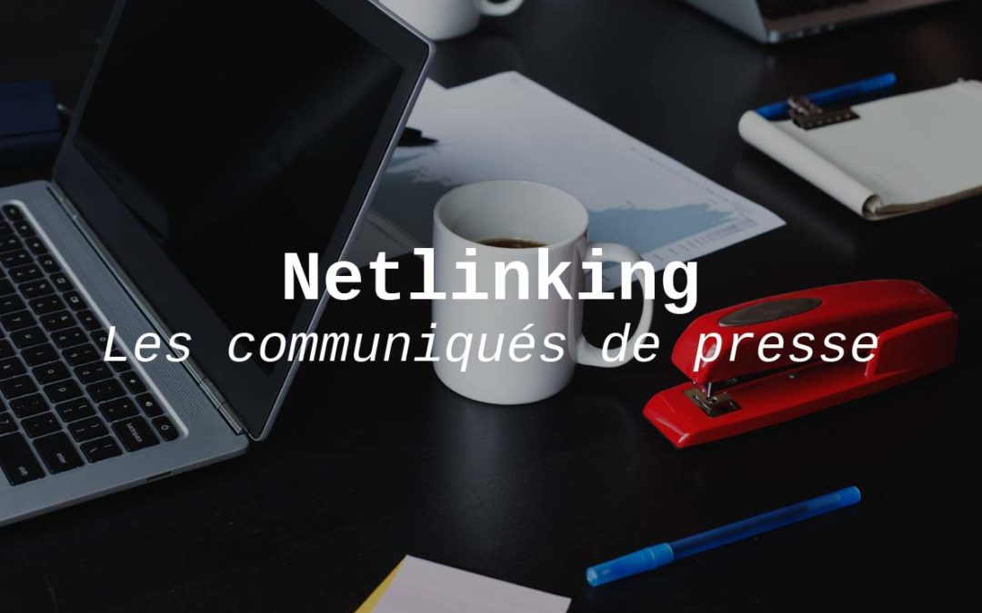 Netlinking SEO & Relation Presse