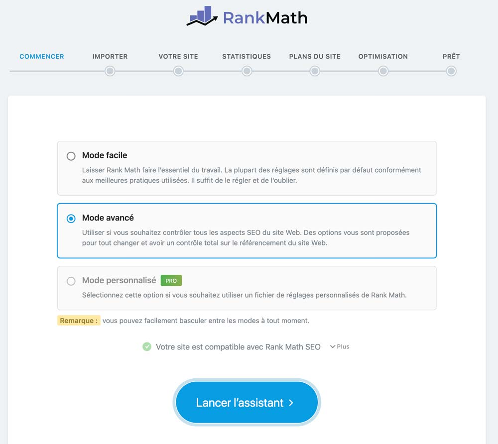 mode rank math