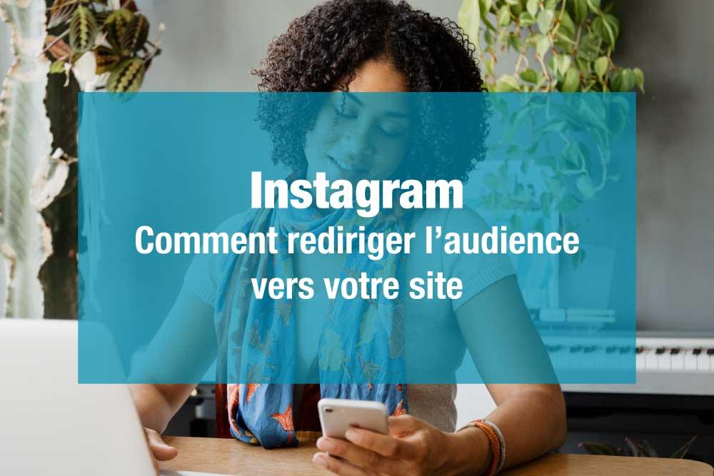 Comment mettre un lien sur Instagram