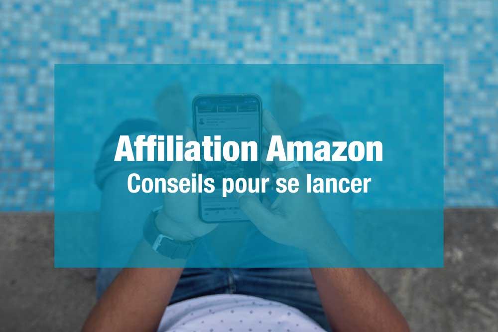Affiliation Amazon