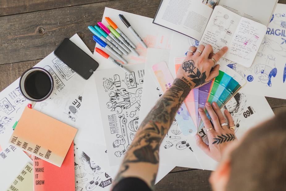 Génération de leads - Content marketing