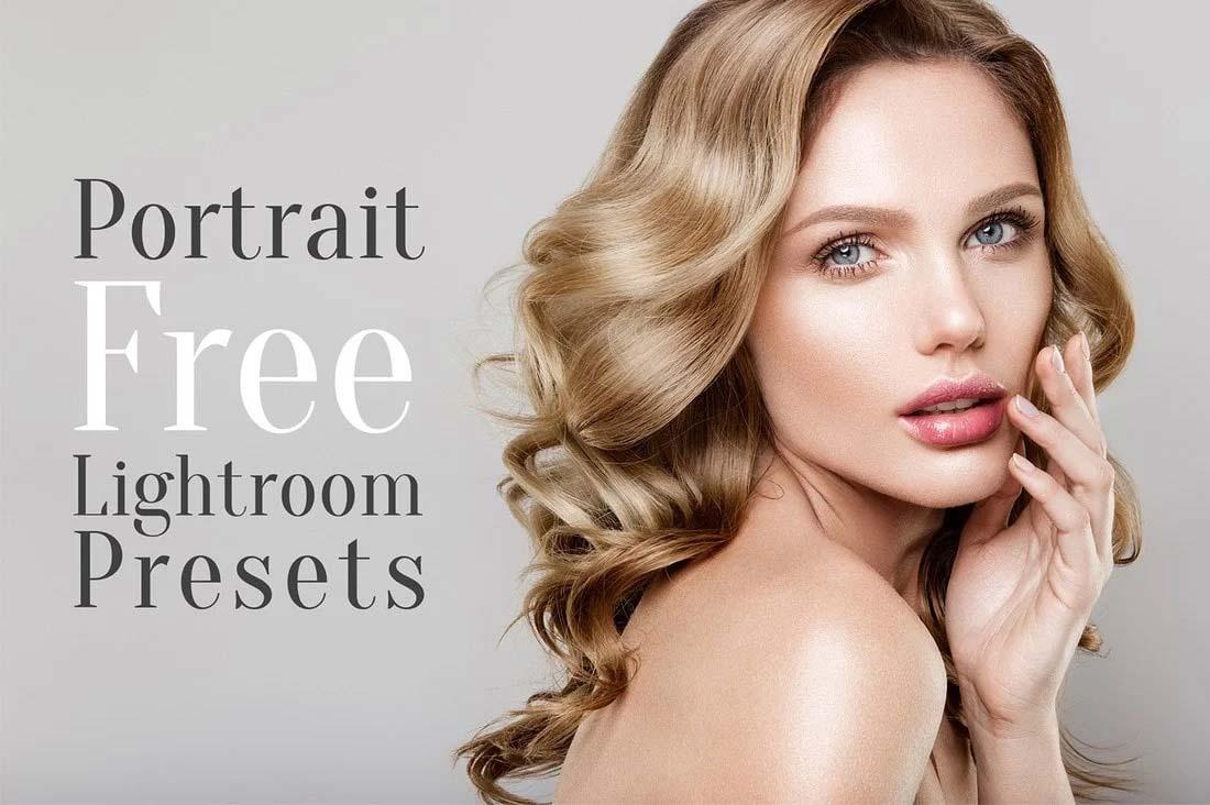 presets gratuit portrait lightroom