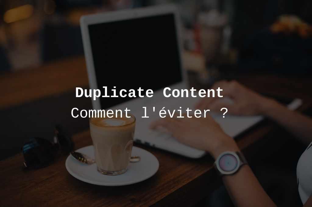 Impact duplicate content seo