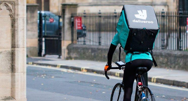 Condiciones laborales riders Deliveroo. Contrato trabajo. Calderón-Corredera Abogados
