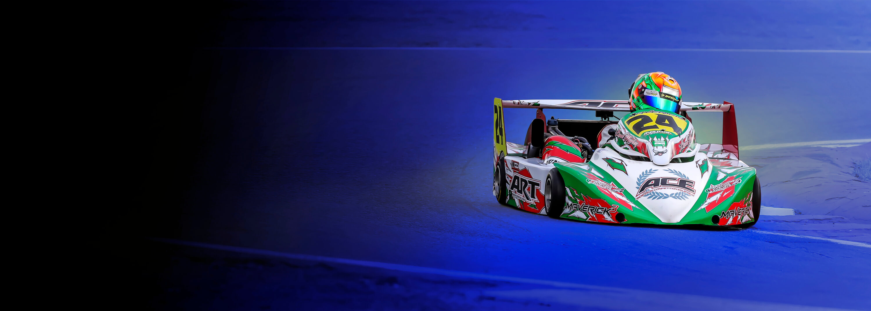 Anderson 250 Div 1 Superkart racing photo