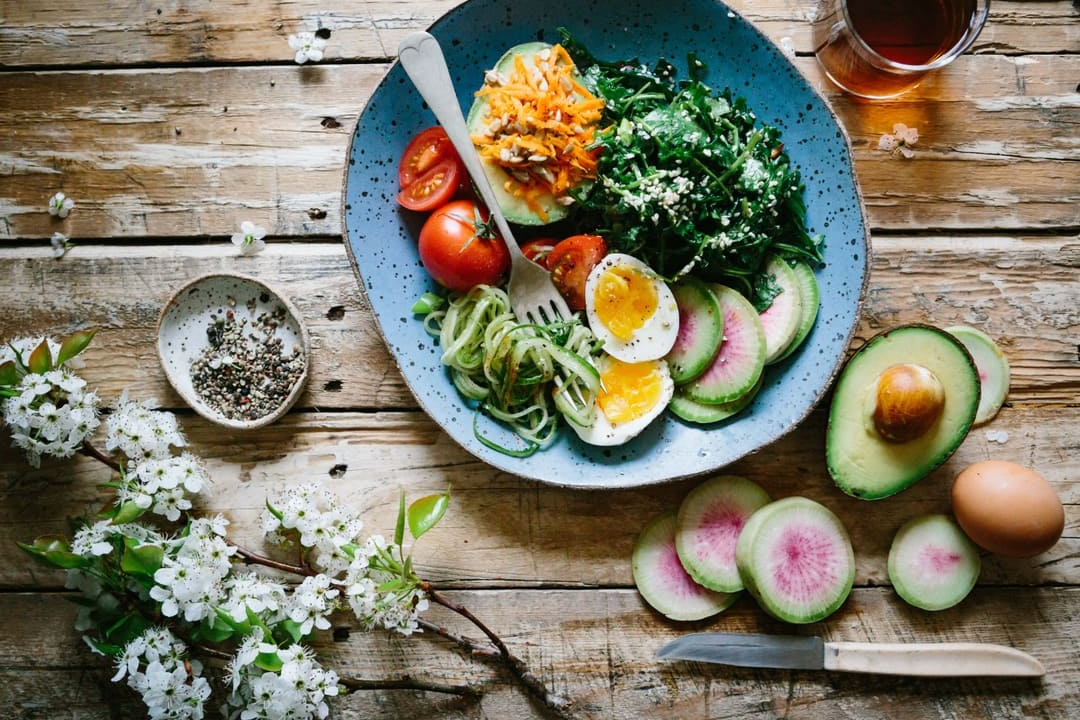 Nutrition and Mood: Healthy Foods to Enhance Mental Health