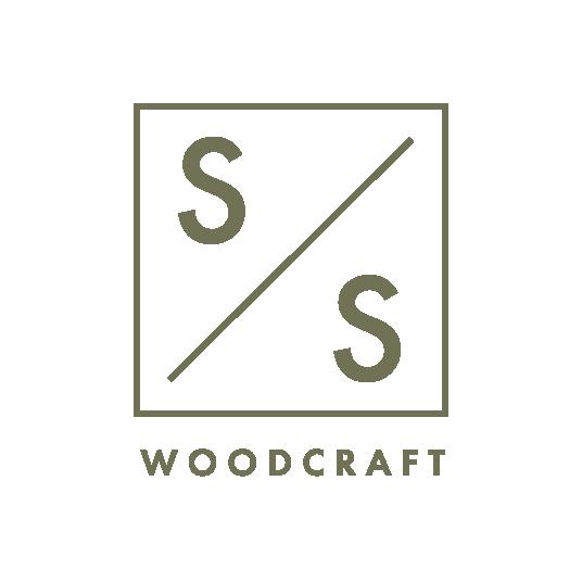 S&S Woodcraft logo green