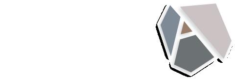 Alpha Surfaces White Logo