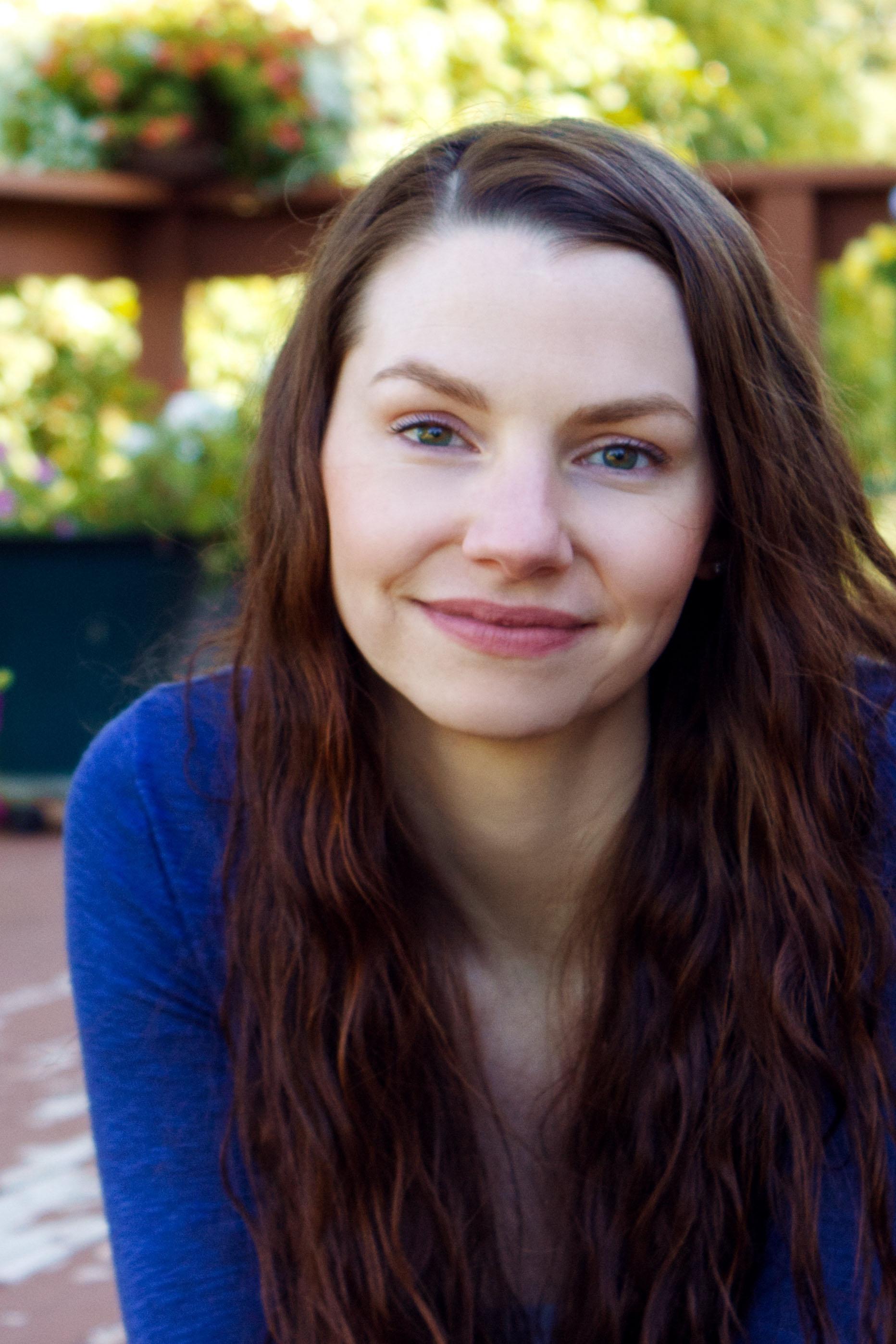 Jenny Meier portrait photo