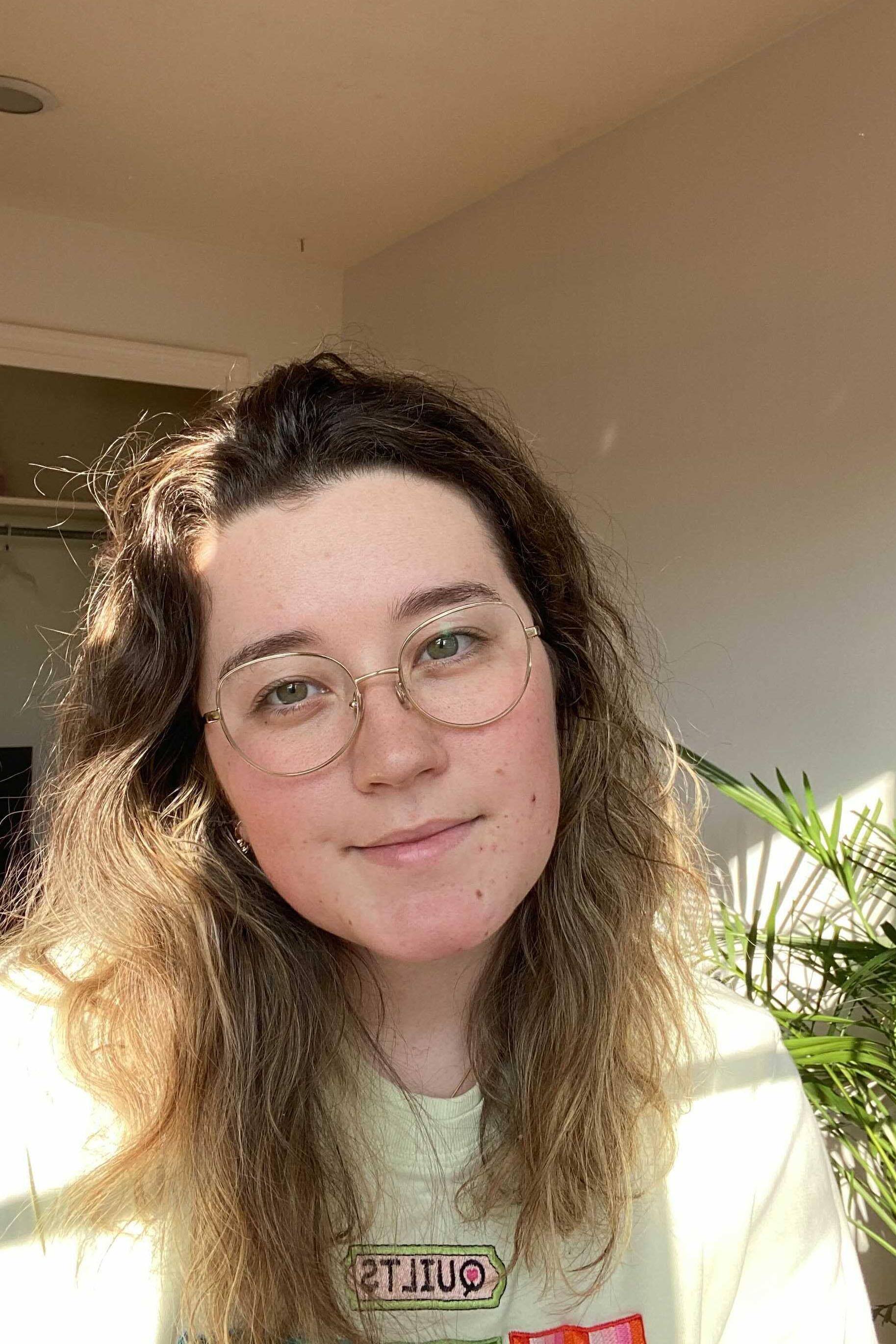 Paige Manley portrait photo