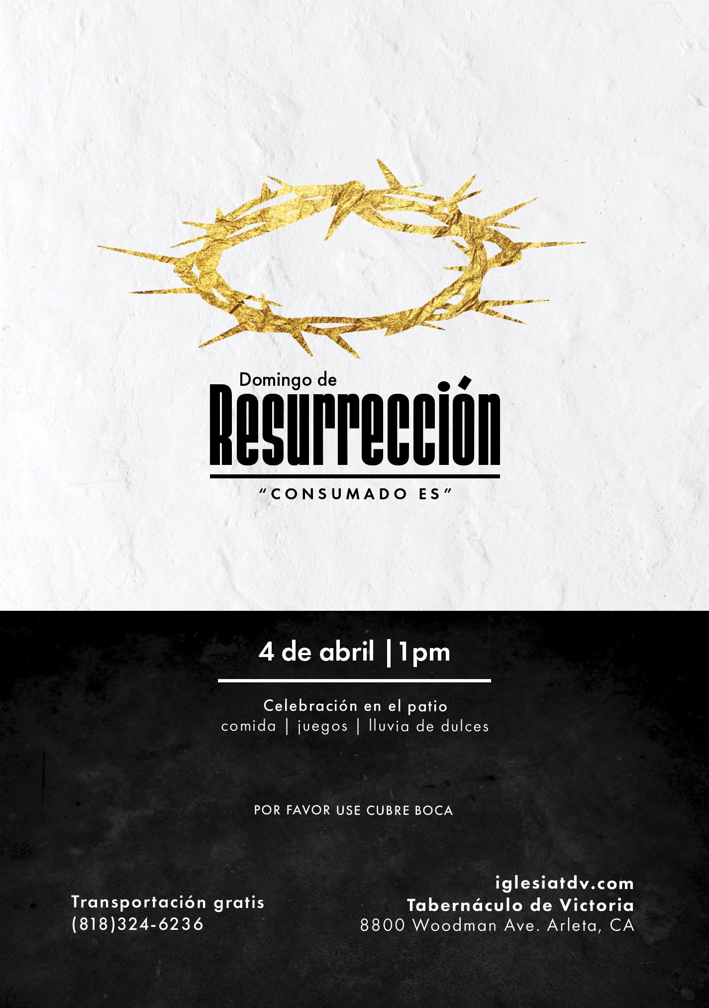 Día de Resurrección