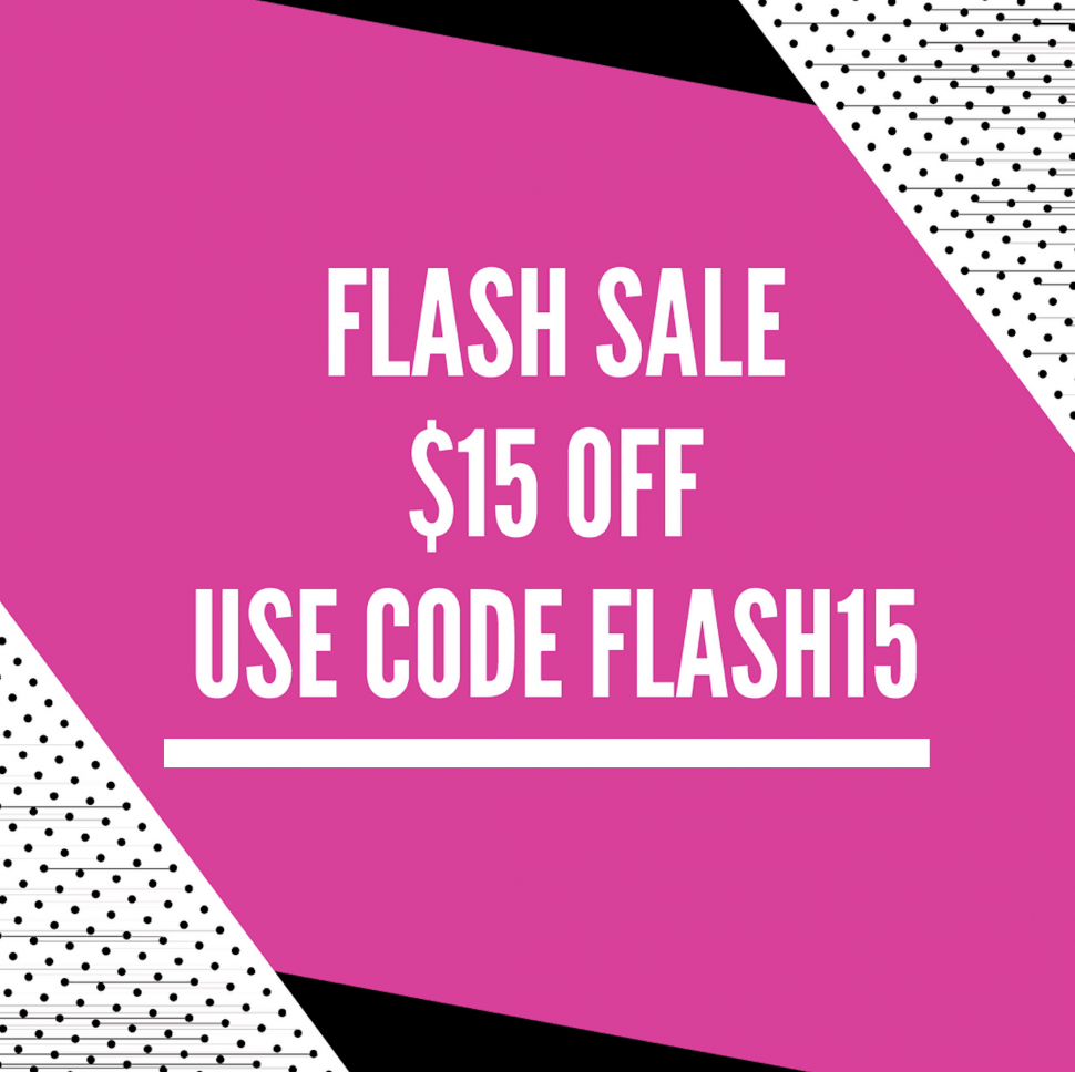 $15 Off Special