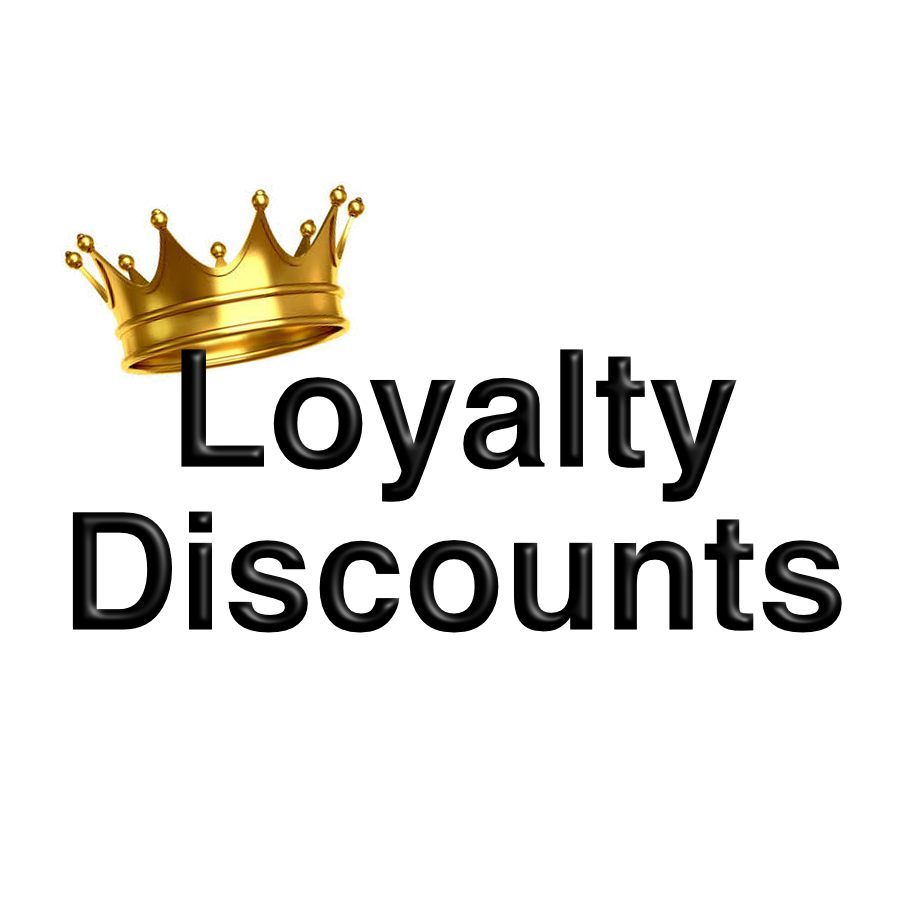 Loyalty Discount 10% Off