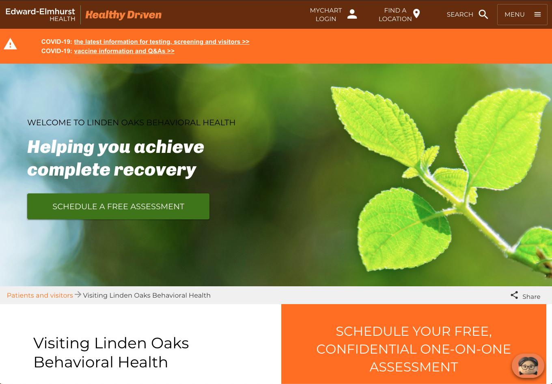 Linden Oaks Behavioral Health