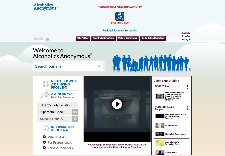 Alcoholics Anonymous (AA)