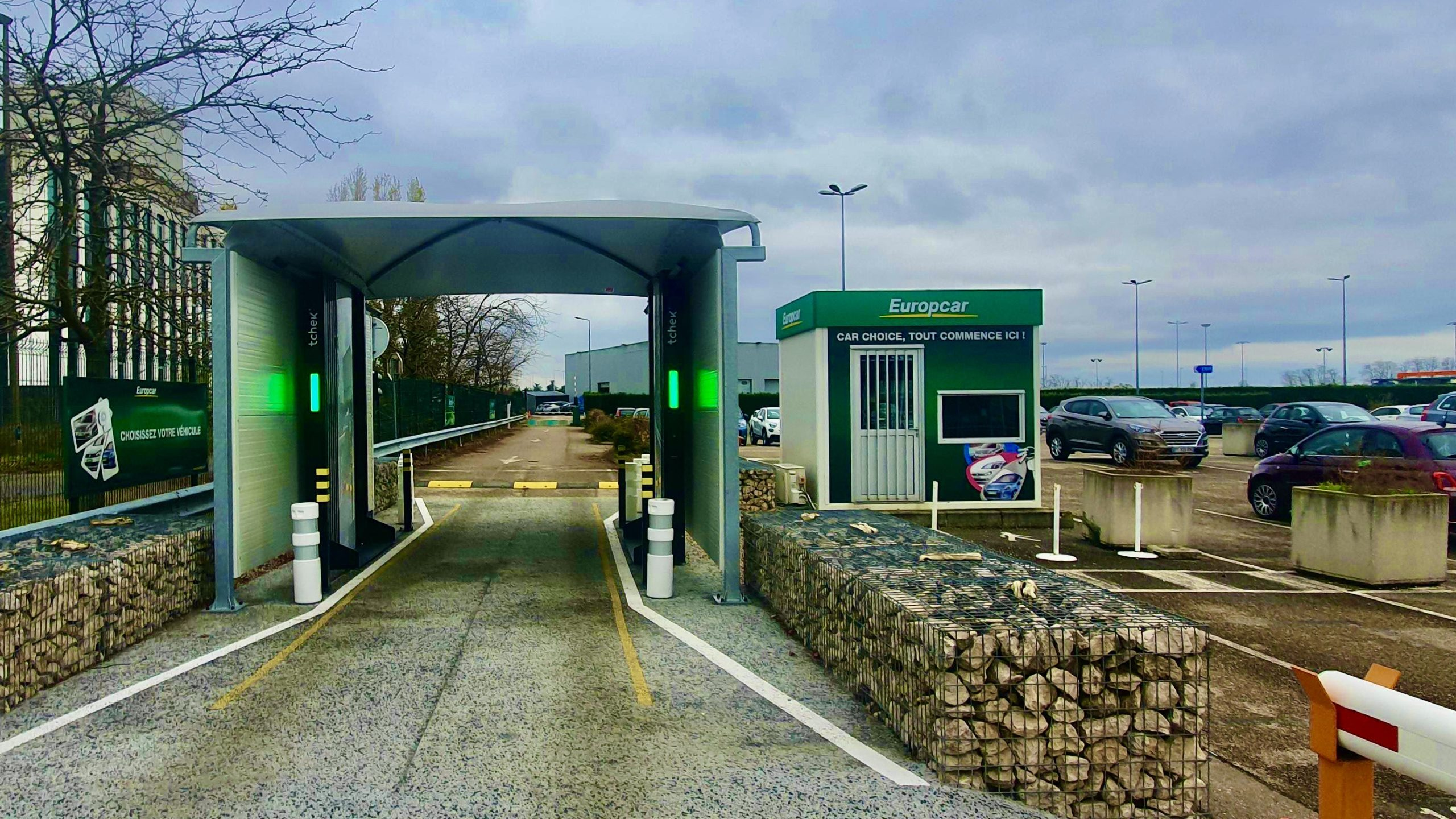 Tchek approved by Europcar Mobility Group and its vision of digital stations