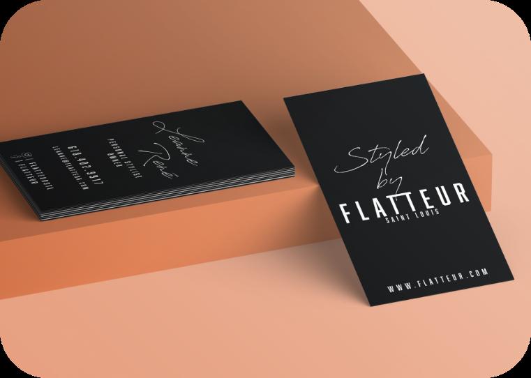 Business Card of Flatteur