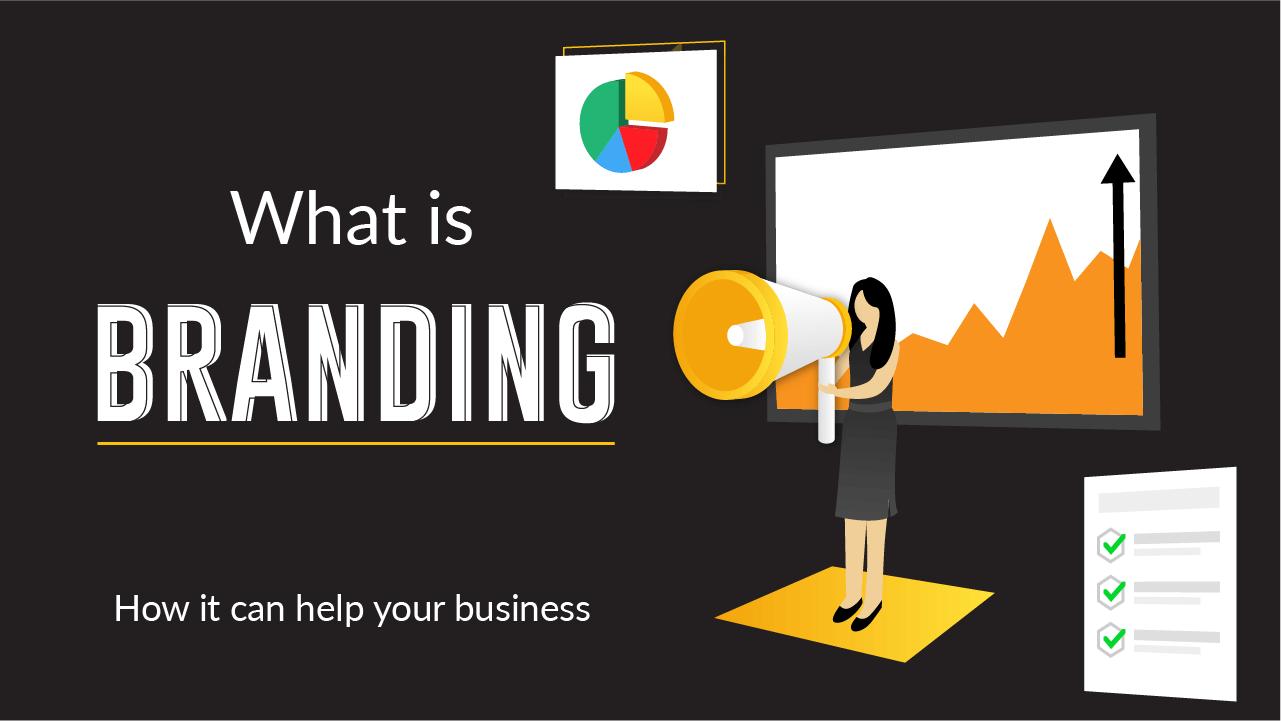 branding objects for business branding