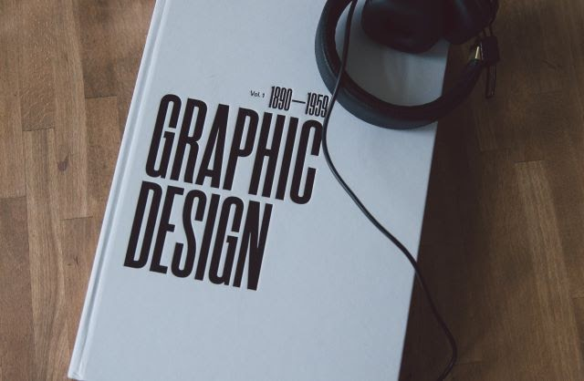 Book cover of Graphic Design