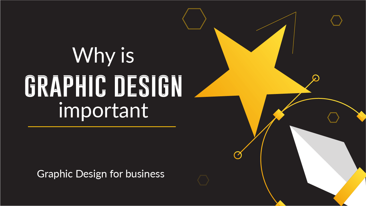 Blog Cover for why graphic design is important