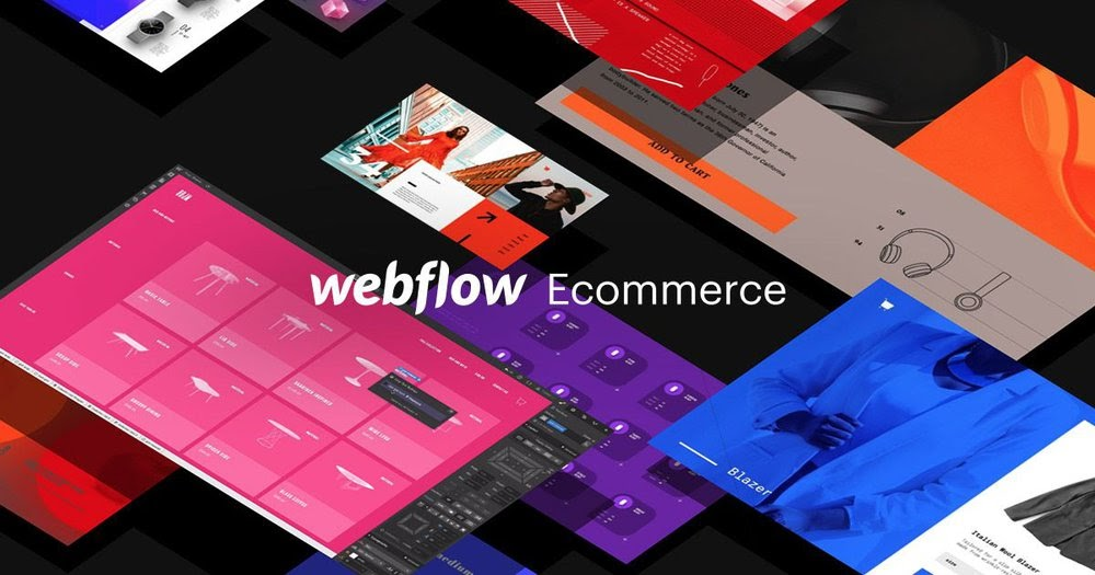 Webflow ecommerce photo by Webflow.