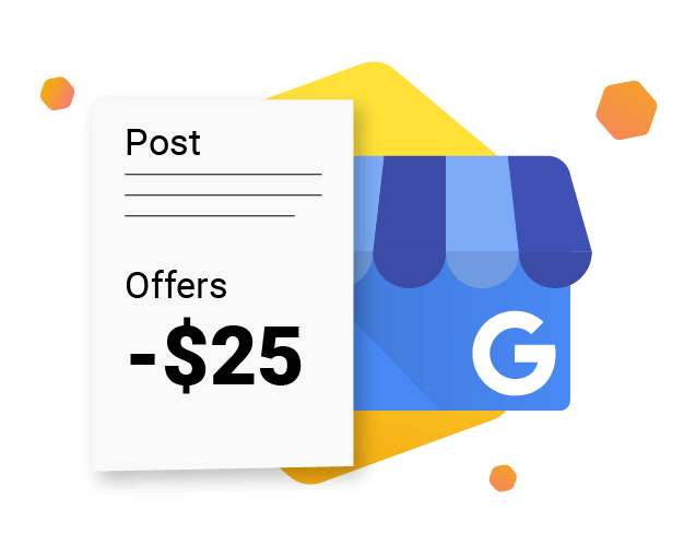 Local SEO GMB Post Offer