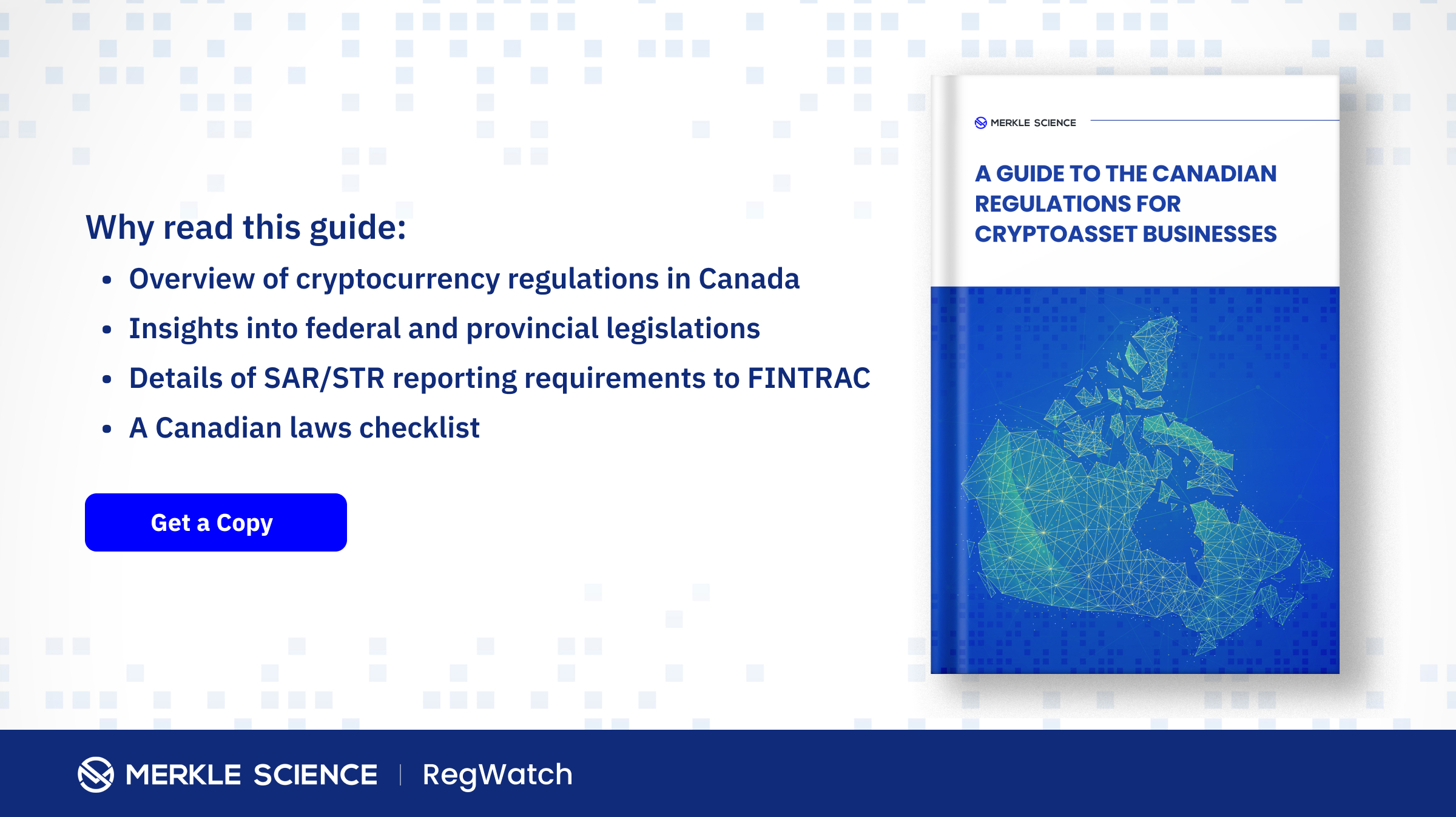 A Guide to the Canadian Regulations for Cryptoasset Businesses
