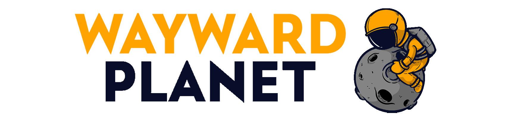 The Wayward Planet Logo