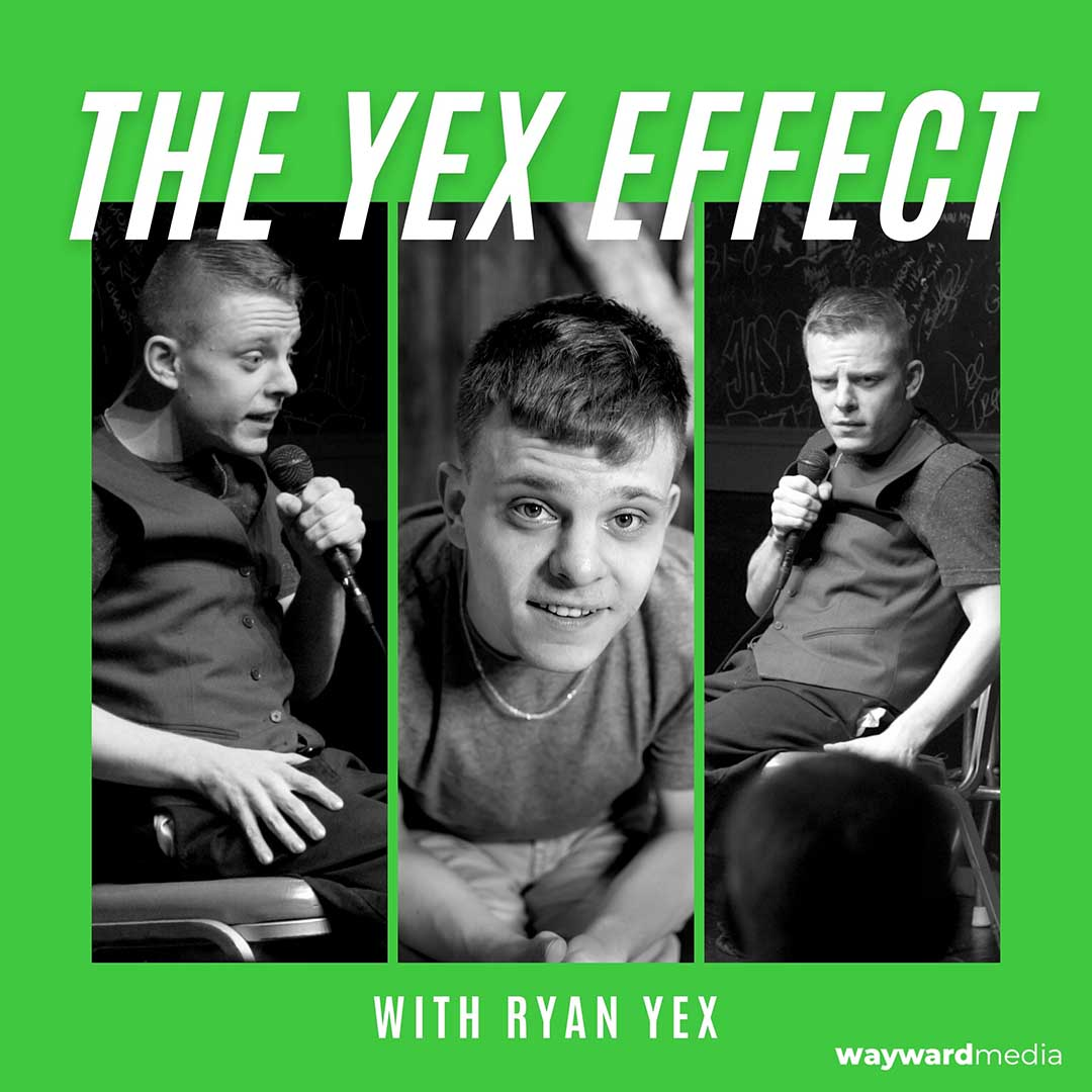 Ryan Yex interviews comedians and motivational speakers to talk about their journey through life.