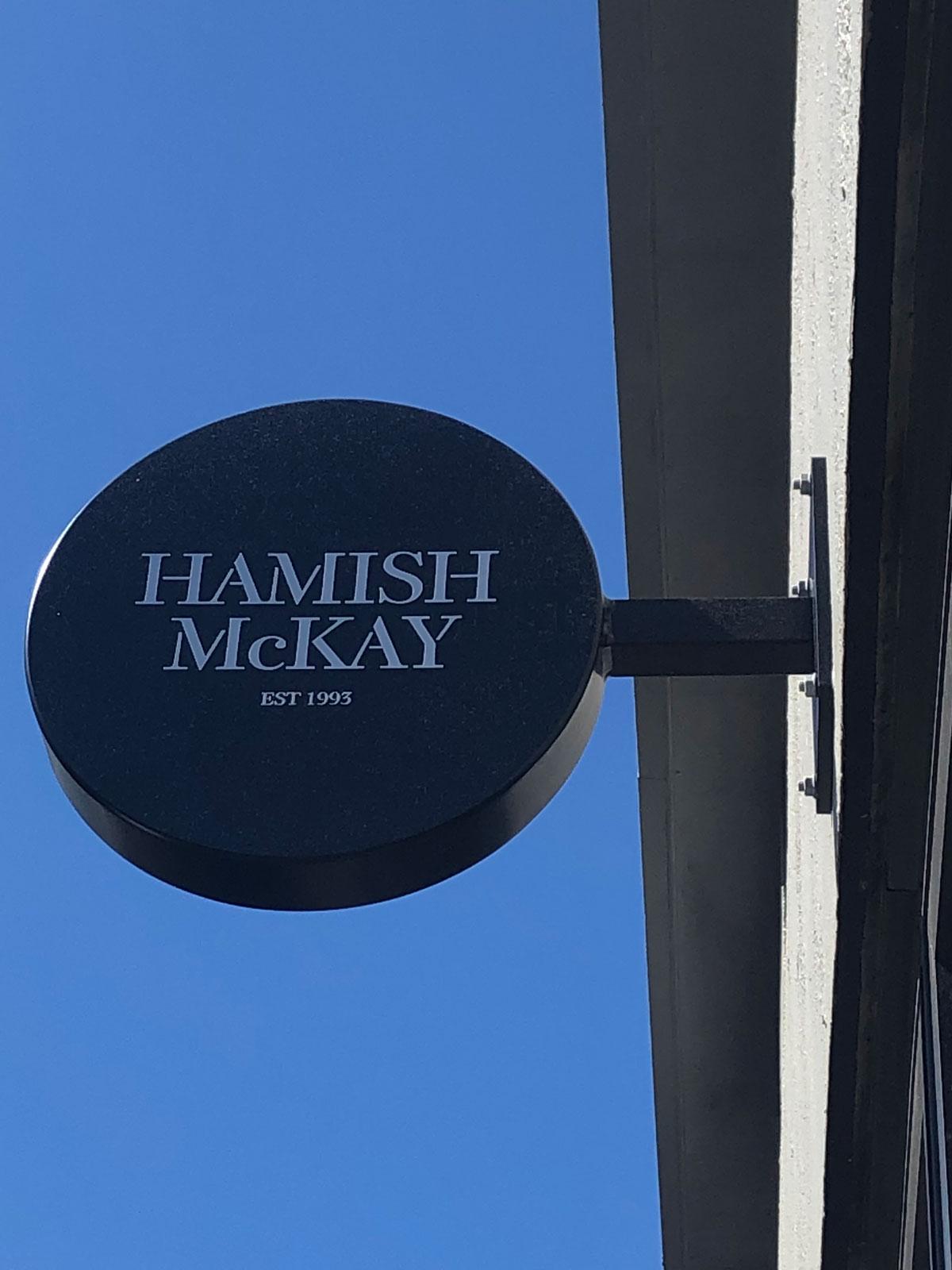Hamish McKay Gallery