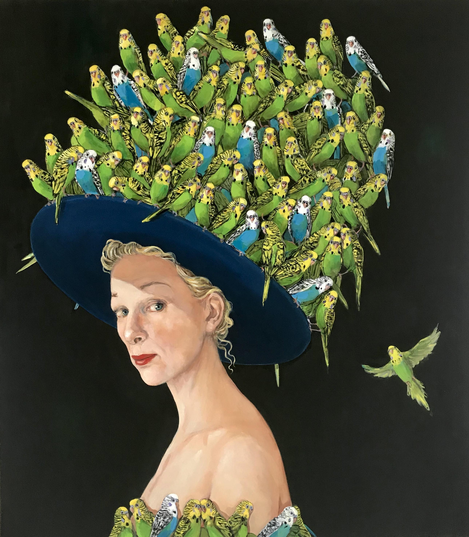 Joanna Braithwaite, Birdwatching, 2018