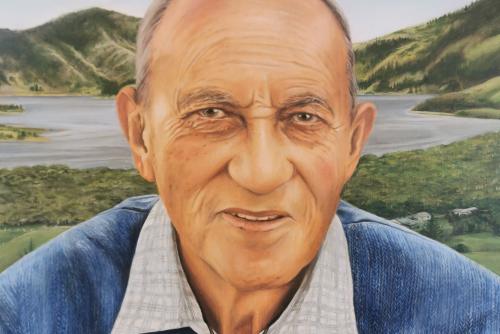 Kiingi Tuheitia Portraiture Award  Finalists Exhibition