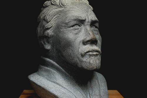 Opening Day Tour of the Kiingi Tuheitia Portraiture Award