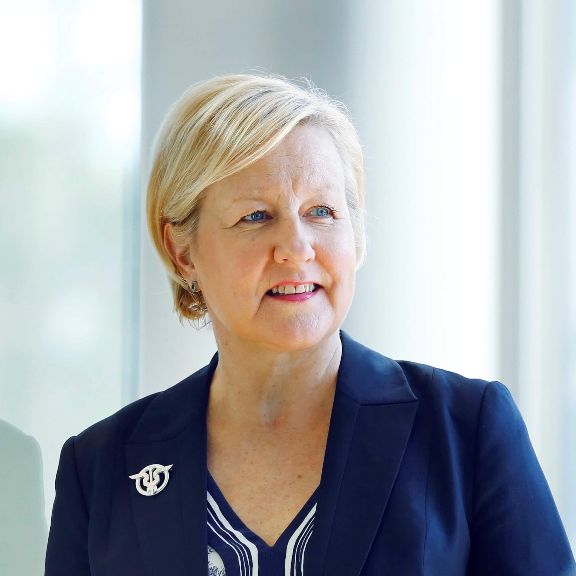 Dr. Riitta Lumme-Tuomala - Advisor