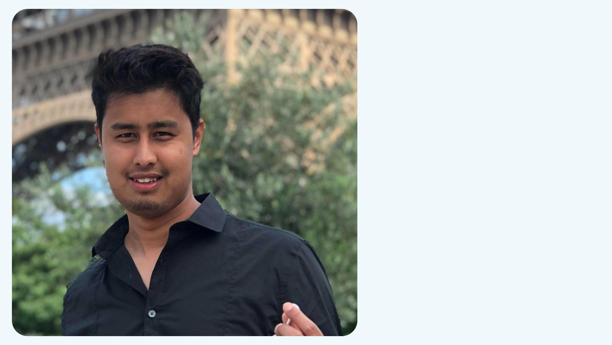 Talbit People: Pradip Bohora, Software Developer