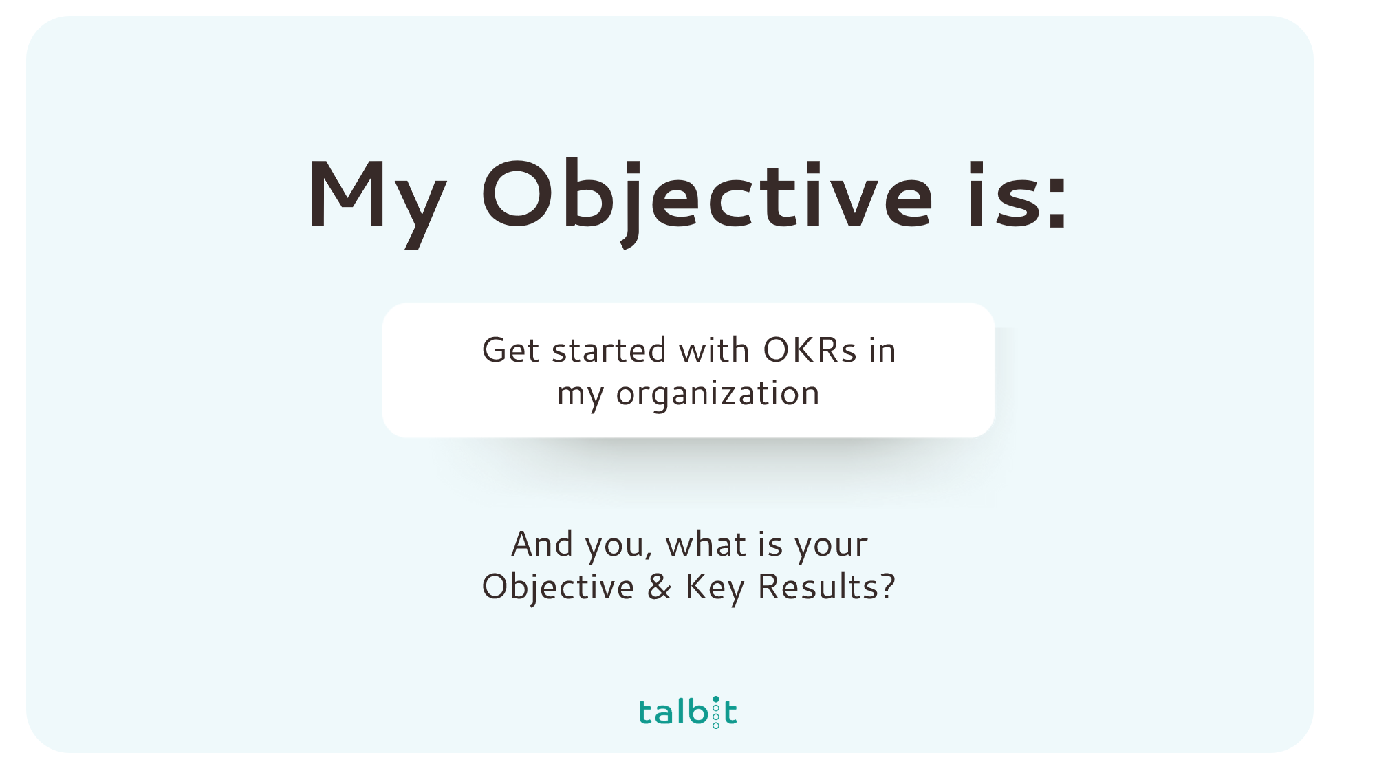 How to get started with OKRs?