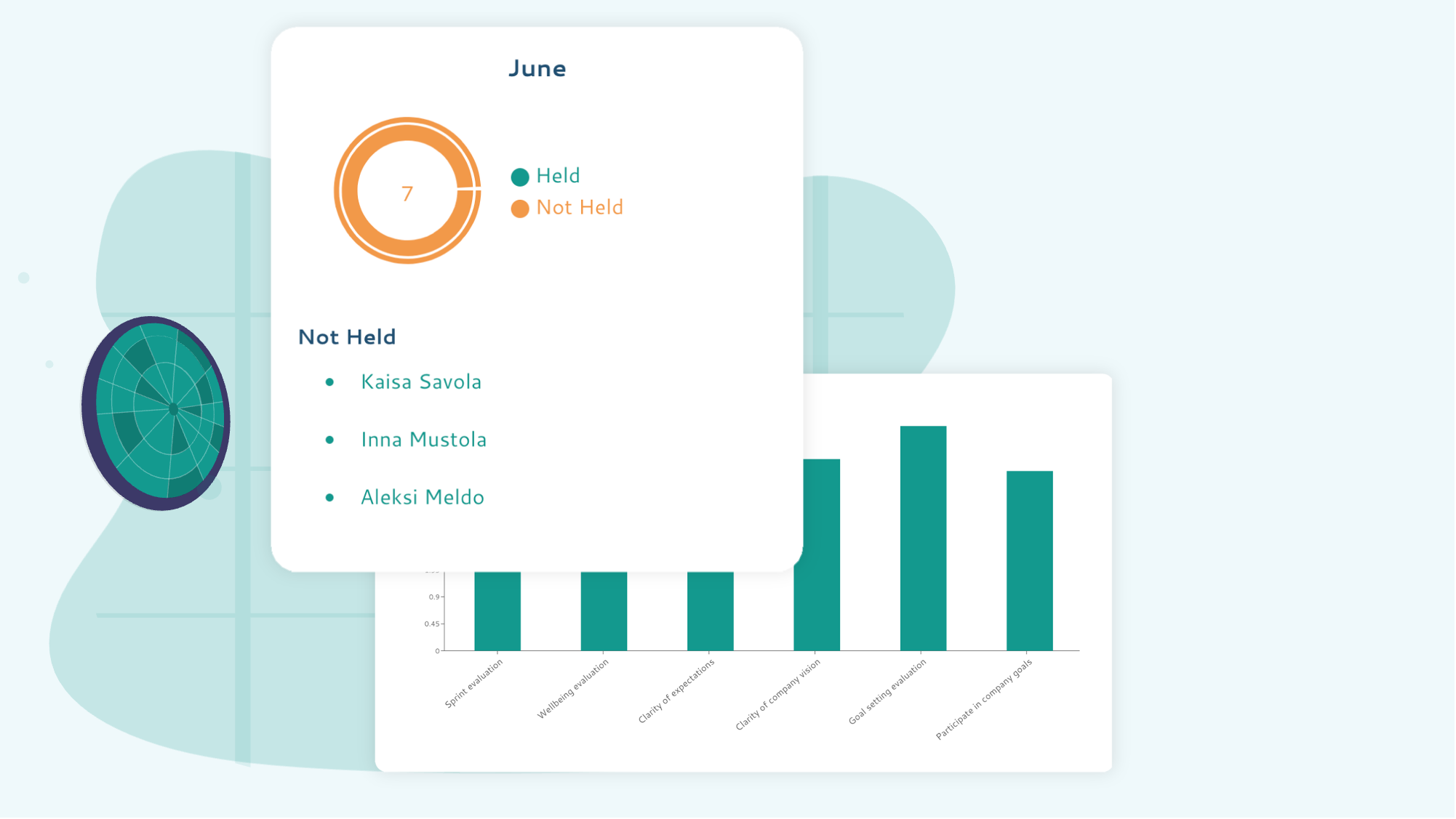 Talbit product update - June 2021