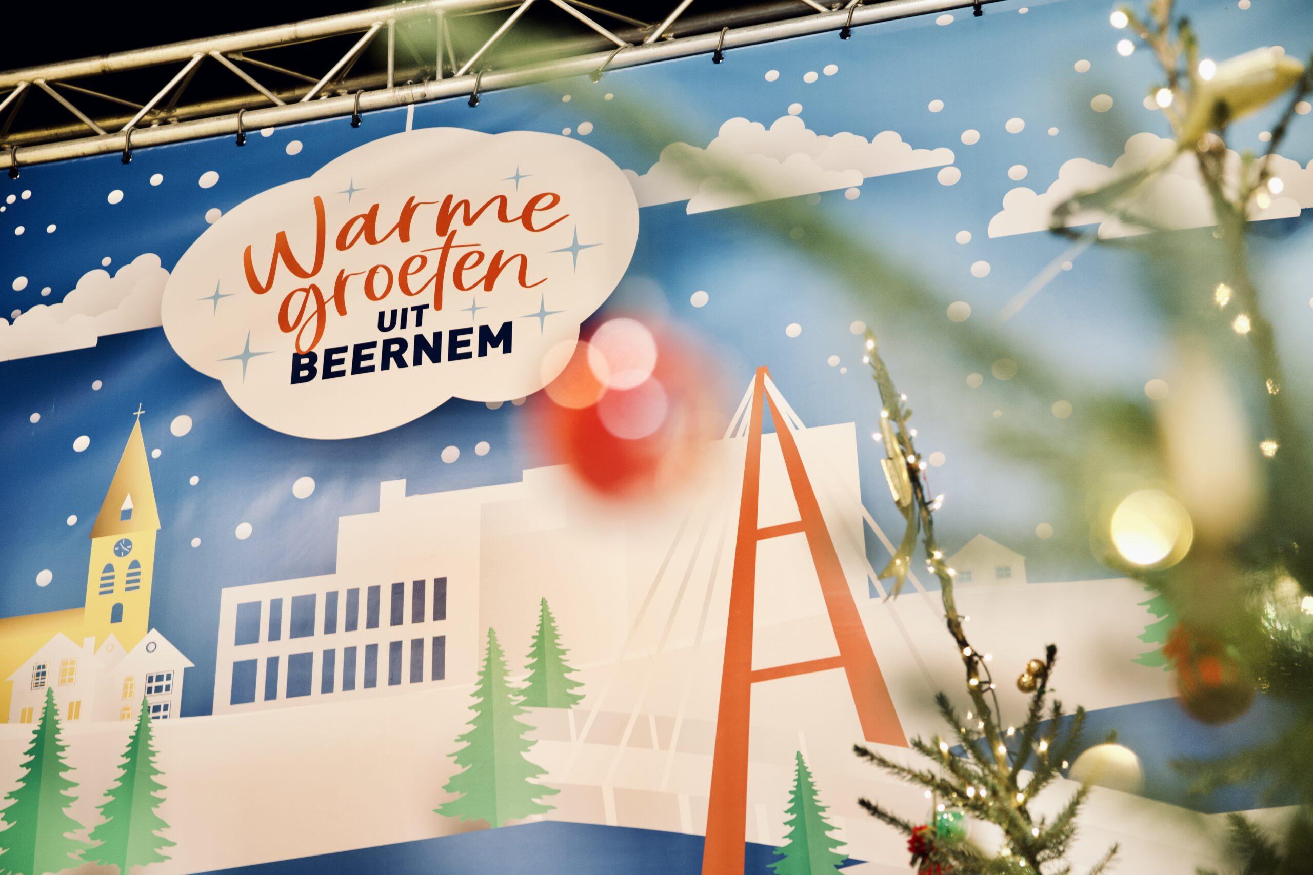 Warme groeten uit Beernem