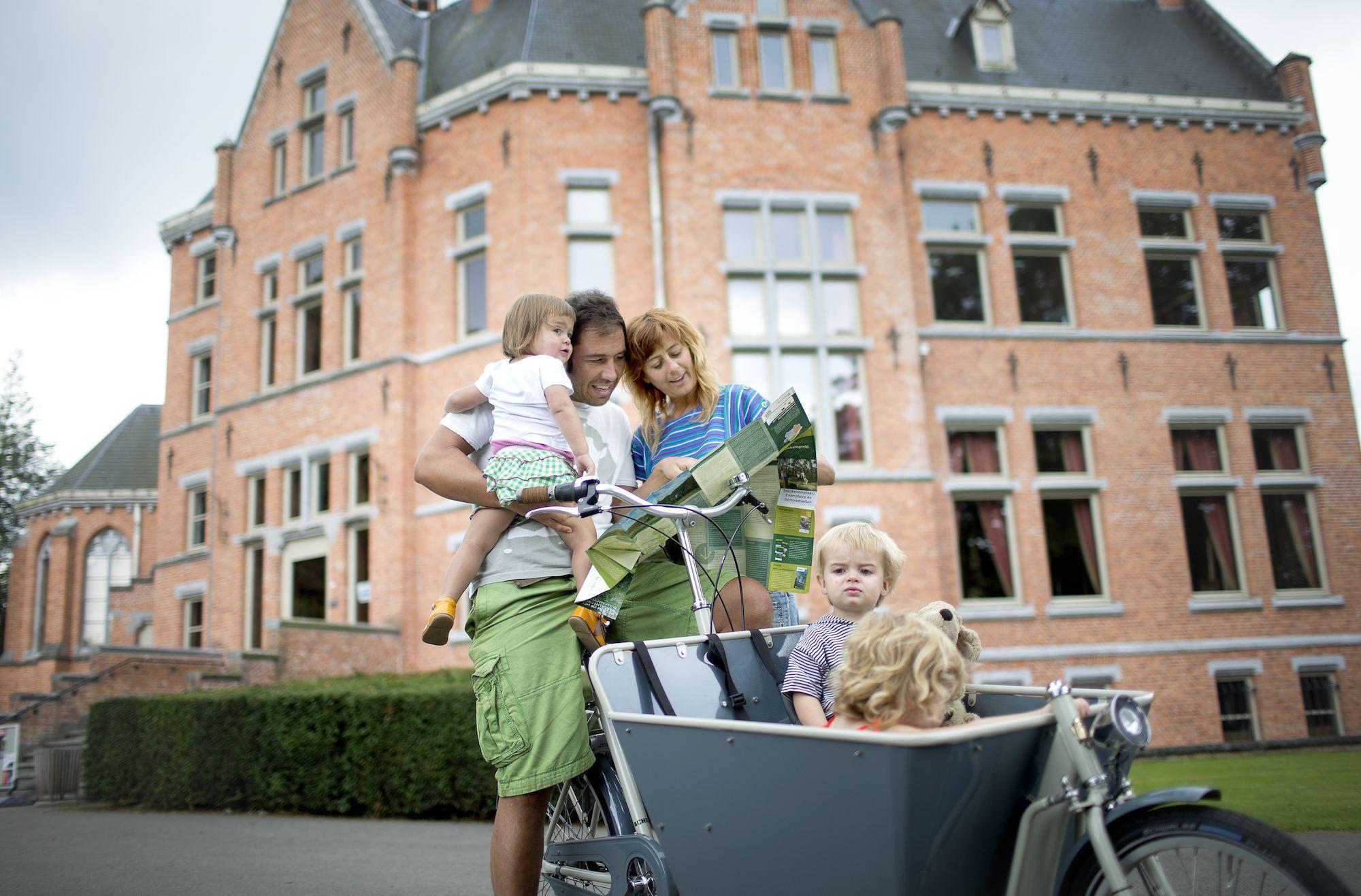 Zomerse wandel- en fietszoektochten in Beernem
