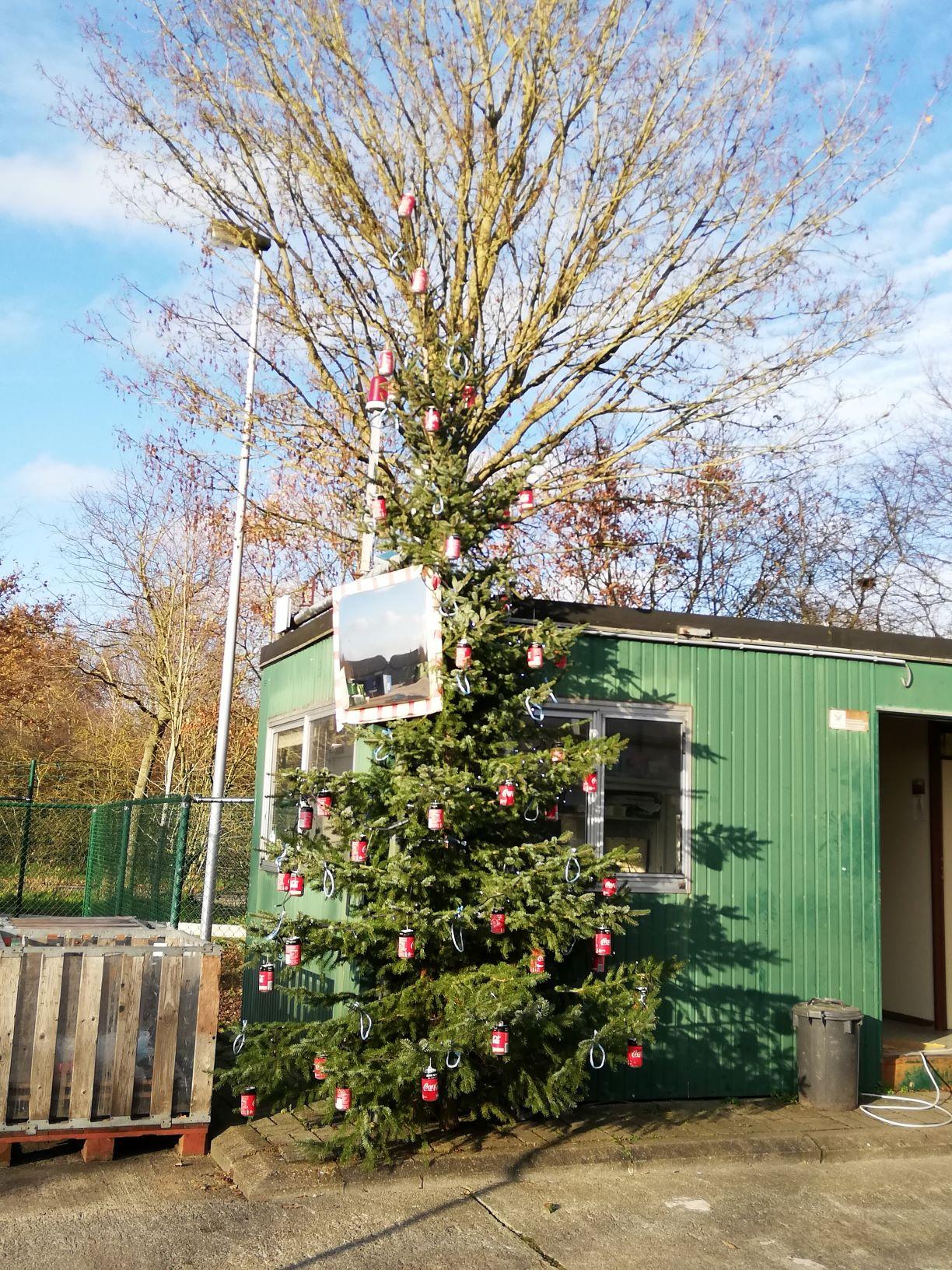 Wijkkerstboom