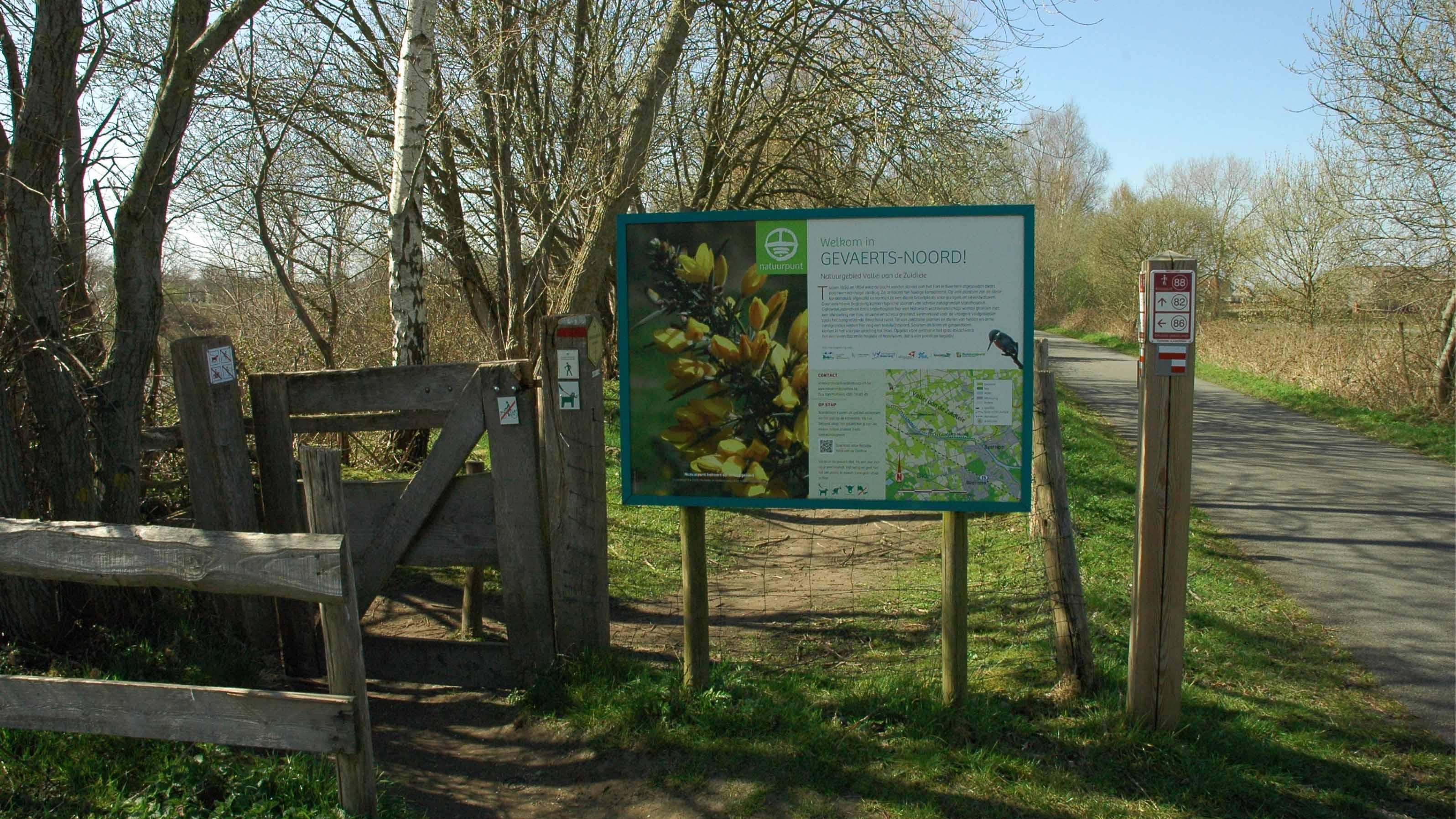 Natuurgebied Gevaerts-Noord