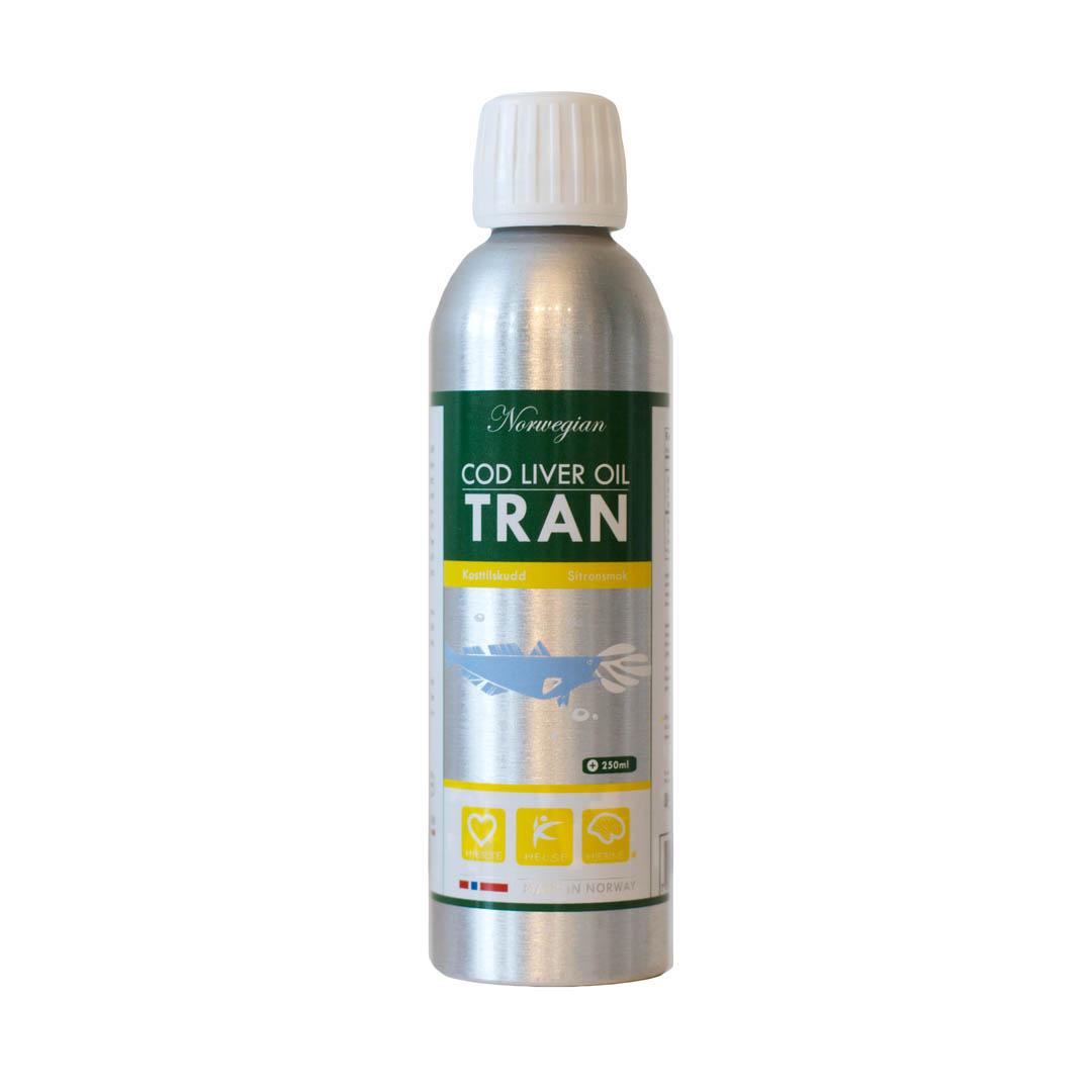Cod Liver Oil Tran