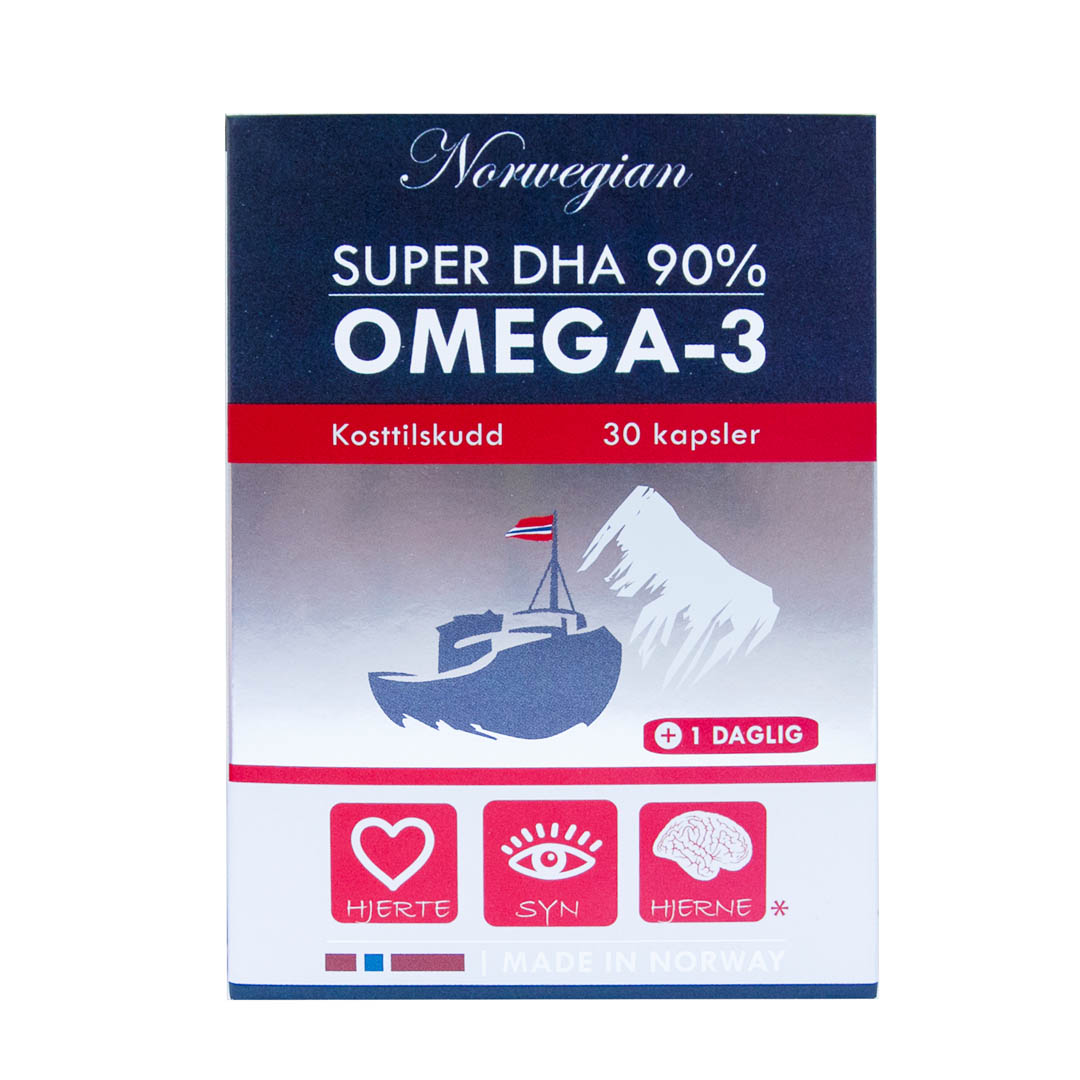 Super DHA 90% Omega-3