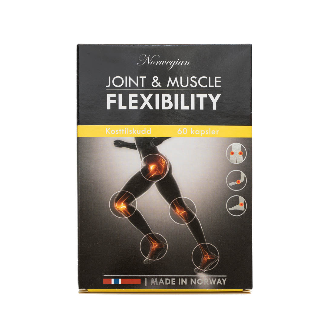 Joint & Muscle Flexibility (capsules)