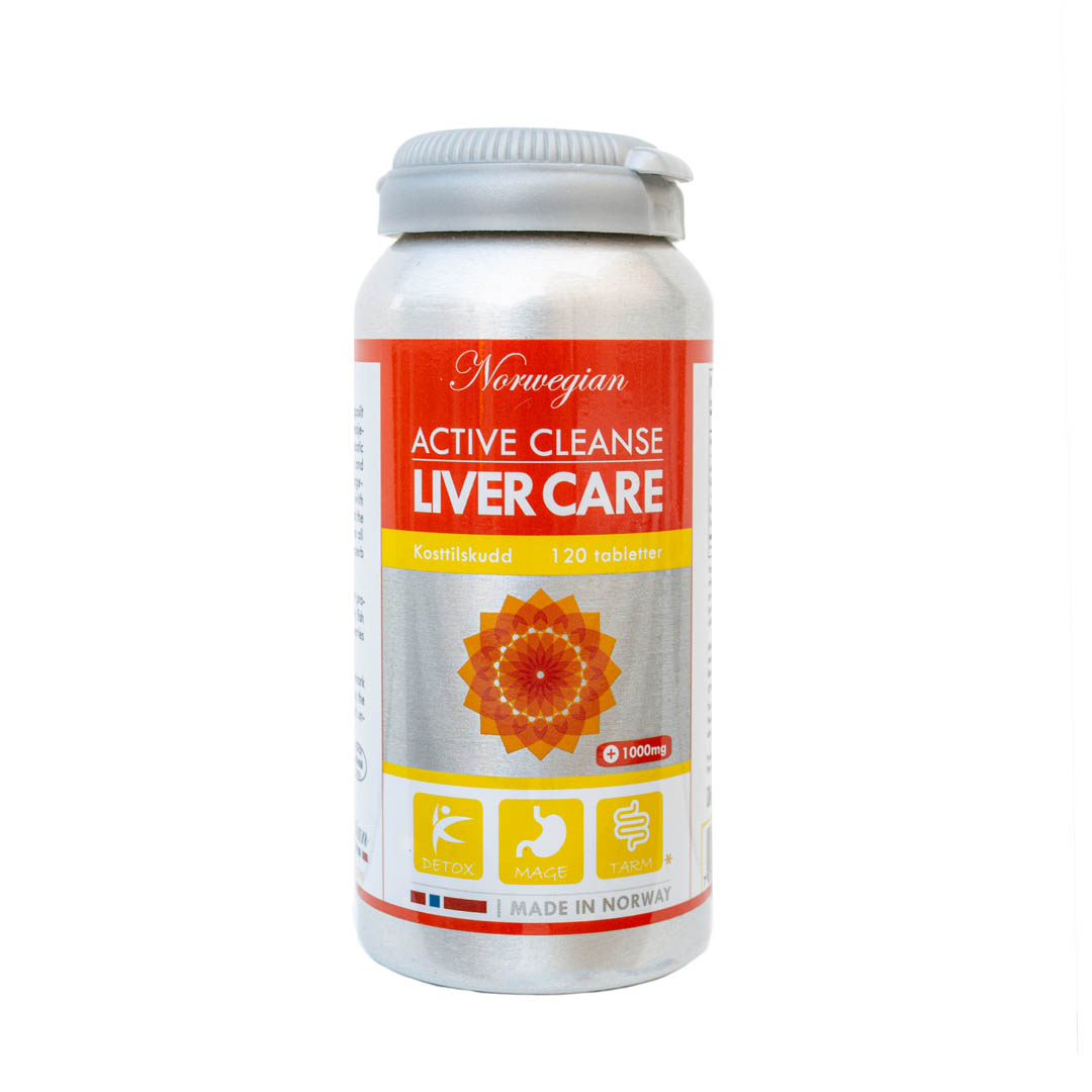 Active Cleanse Liver Care