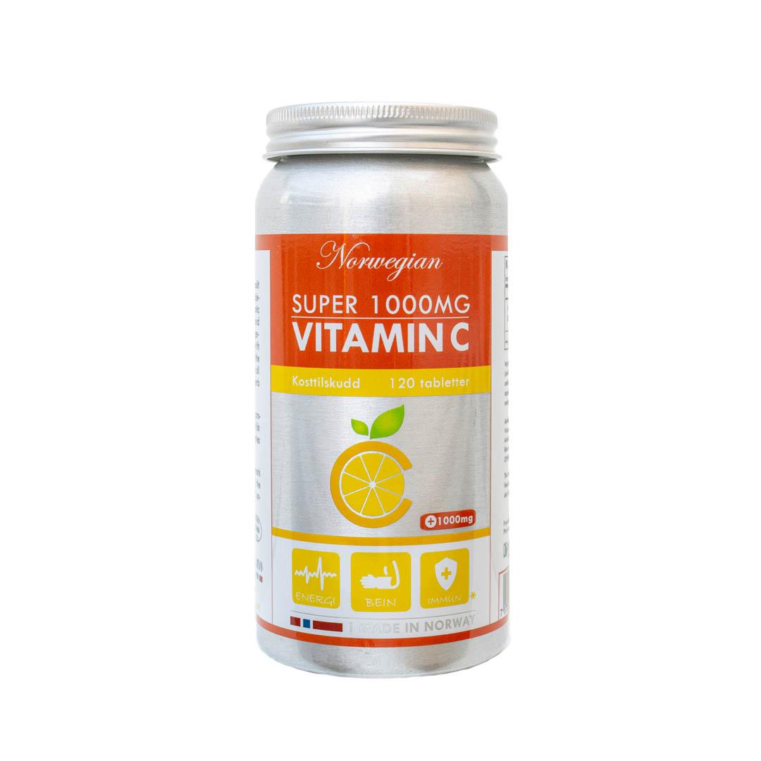 Super 1000MG Vitamin C