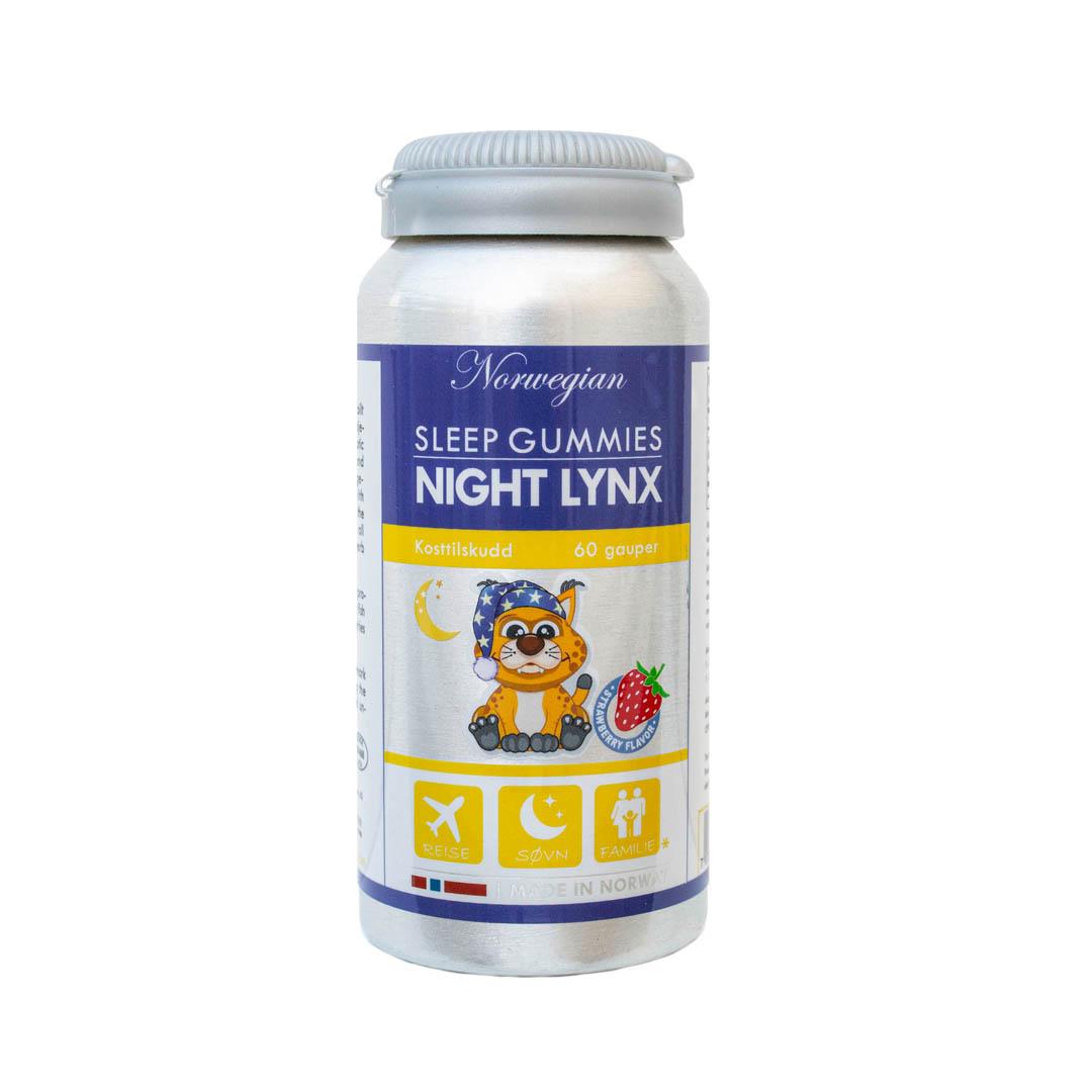 Sleep Gummies Night Lynx