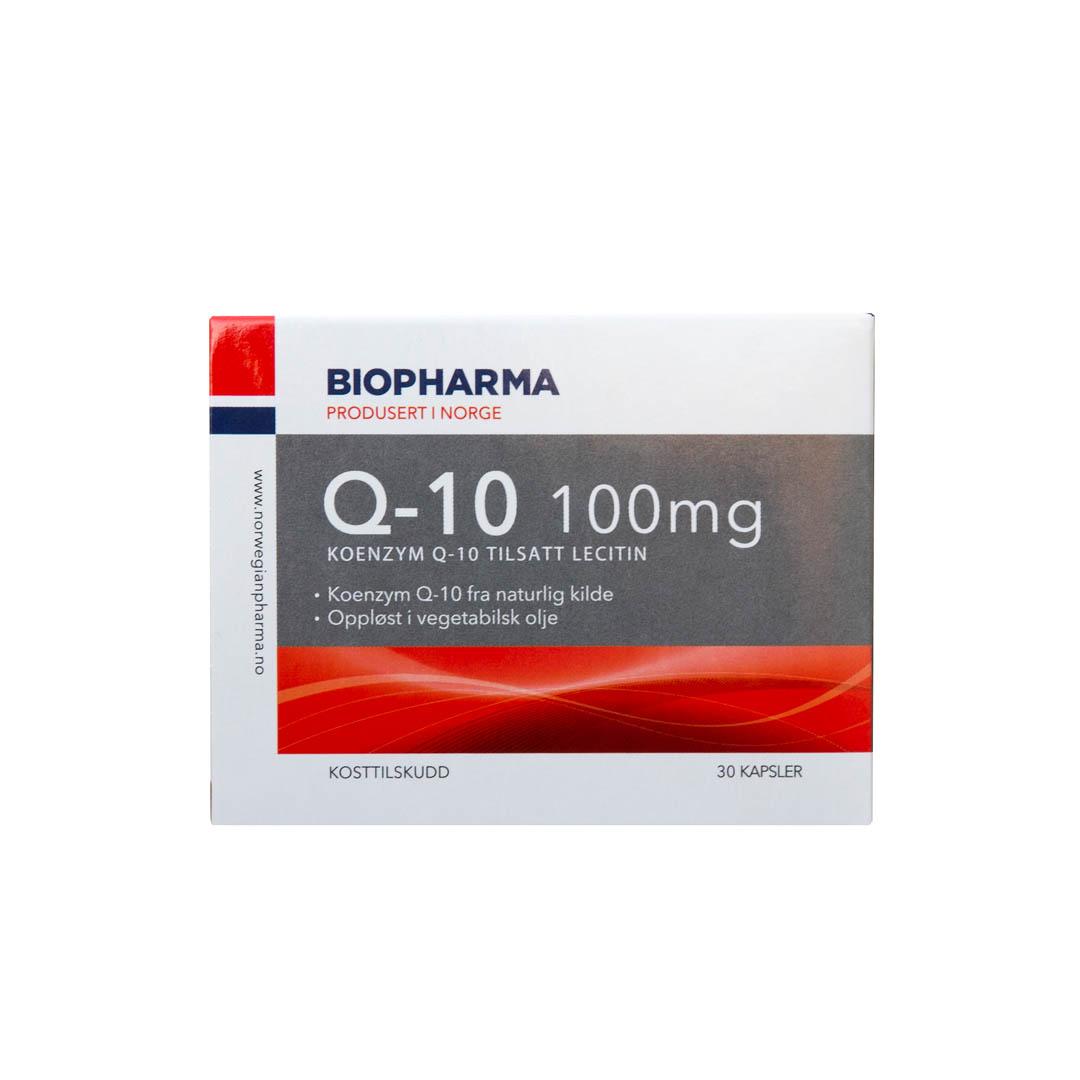 Q-10 100 mg